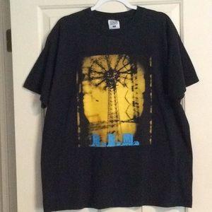 R.E.M. - Vintage 1995 Tour T-shirt